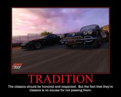 Forza 3 Motivational Poster 8 by QuantumInnovator