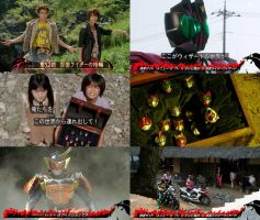 Kamen Rider Wizard - EP 52 - 53 by XMarcoXfansubs