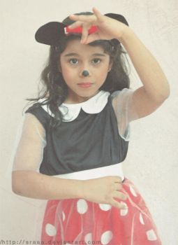 mini mouse by sraaa