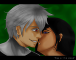 Kiss of the dead DXS by Yami-Su