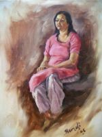 mother by Hemali