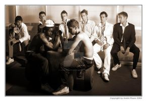 The wild guys - Pic 2 by AndrePizaro