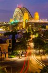 Sydney Harbour Bridge from Observatory Hill by andyhutchinson