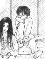 Harry and Sirius by Autumn-Sacura