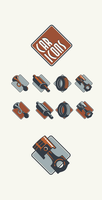 car icons by ziccurate