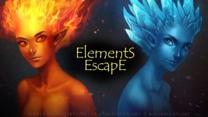 Elements Escape Game wallpaper by Alkven