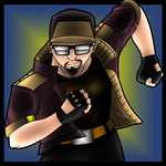 Leroy The Janitor Icon by ShadowNinja976