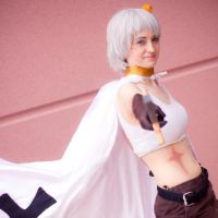 Tuetonic Fem Prussia~ by Keg123456