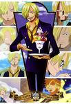 Happy Birthday, Sanji! by AnnaHiwatari