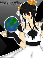 ASKloid: Kuroi Kyoune World Is Mine by stormilove