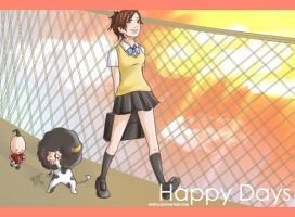 KHR - Happy Days by syntic