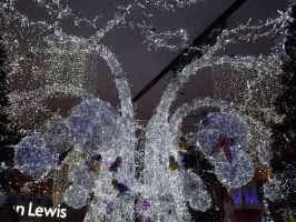The centre: MK xmas display by captainflynn