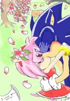 Flower Petals by SonAmy36