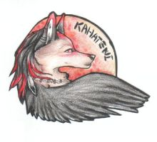 Kahateni Badge by JustRach