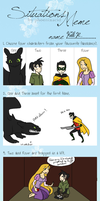 Situations Meme by black-angel-kitteh