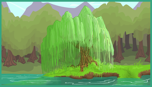 The Willow Tree by AngryPotato