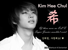 Kim Hee Chul Super Junior by AllRiseHyuk