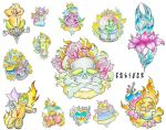 tattoo flash sheet1 by ColladoDesigns