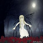Dancing on a bed of roses by Alaskan-Chaos
