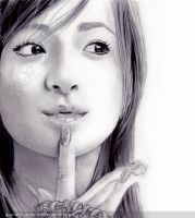 Ayumi Hamasaki by guy-who-does-art