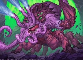 Chaotic: Ganar'rash Colours by JayAxer