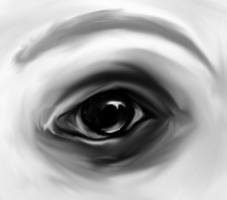 eye Sketch by Vampjezzc