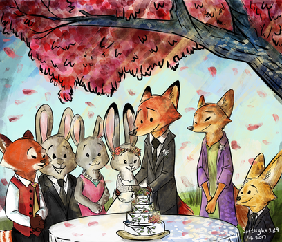 Wildehopps Wedding by myrza289