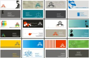 Business cards by bovas