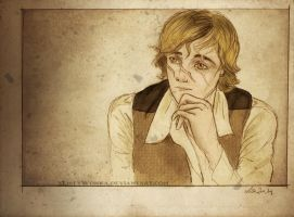 Remus by xLillyWonka
