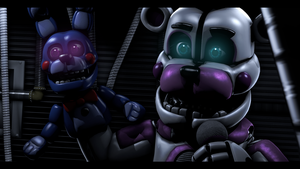 [SFM FNAF] Eyes That Sparkle In The Dark by SkyProductions12