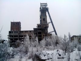Coal mine by FCSD