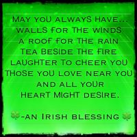 .: an Irish Blessing :. by NerinSerene