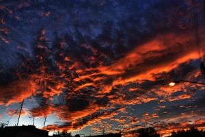 Urban Sunset Aguascalientes by DsKcIaDo