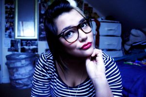 Geek Chic... by Tootsyclover