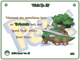 PokeTrivia No. 27 by TrainerEM-Dustin
