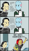 Mass Effect: After Virmire by bookwormcat