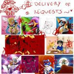 Delivery Request by LadyBeelze