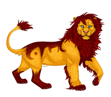 Second Commission Barcode454 by Maquenda