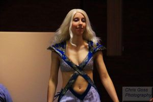 Winning Daenerys at the Granite State Comic Con by Celem