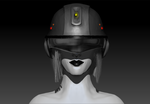 Sneak Peek of GLaDOS Model by DestinyJade