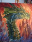 Dragon by Cookiee1991