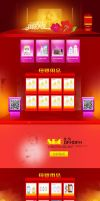 National thematic topics Taobao Taobao Home Lynx m by lidingling