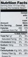 nutrition label by t-gar-stock