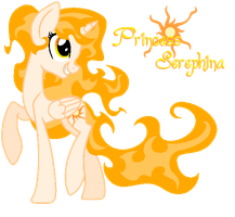 Princess Serephina by DubstepPegasister