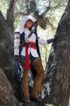 Connor Kenway Cosplay 1 by Vampire--Kitten