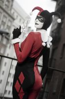 Harley's back by ThelemaTherion