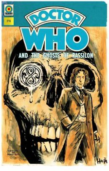 Doctor Who and the Ghosts of Rassilon by RobertHack