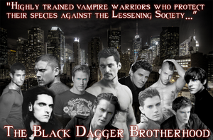 Black Dagger Brotherhood by EllaBkittycat95