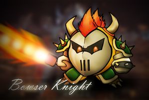 Bowser Knight by Nesasta