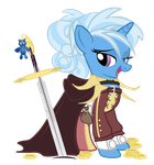 Anna the Trixie by PixelKitties
